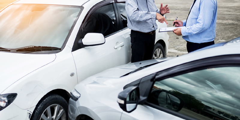Как происходит оценка ущерба после ДТП