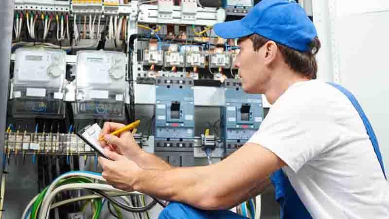 Экспертиза электрооборудования